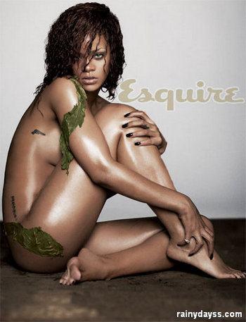 Rihanna Mulher Mais Sexy de 2011 Esquire