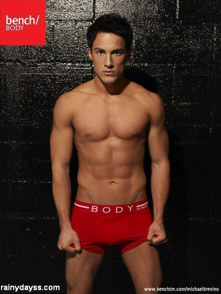 Tyler Vampire Diaries de cueca Bench Body