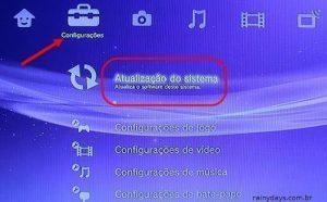 Como atualizar o PlayStation 3 pelo computador