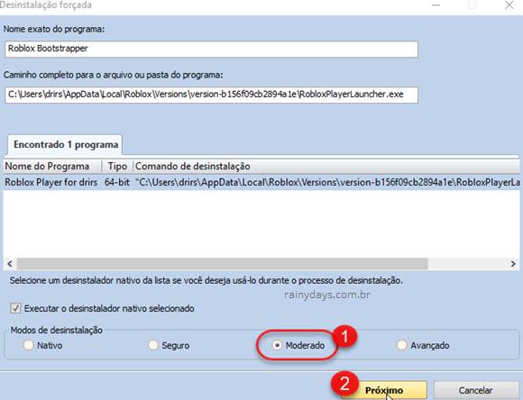Como desinstalar programa que não quer desinstalar no Windows