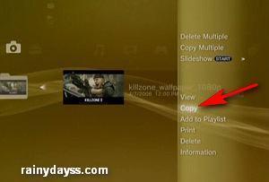 Como Fazer Backup dos Jogos e Dados do Playstation 3 f