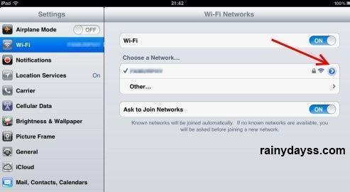 Como Configurar OpenDNS no iPhone e iPad