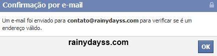 Como Mudar Email do Facebook 3