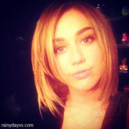 Novo Corte de Cabelo da Miley Cyrus