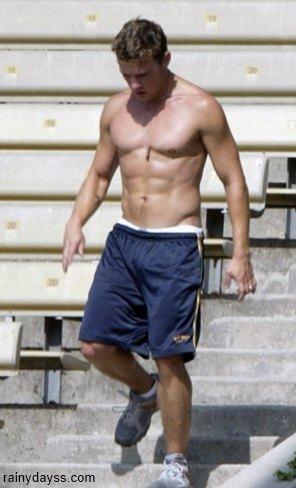 Ryan Phillippe Sem Camisa tanquinho sarado