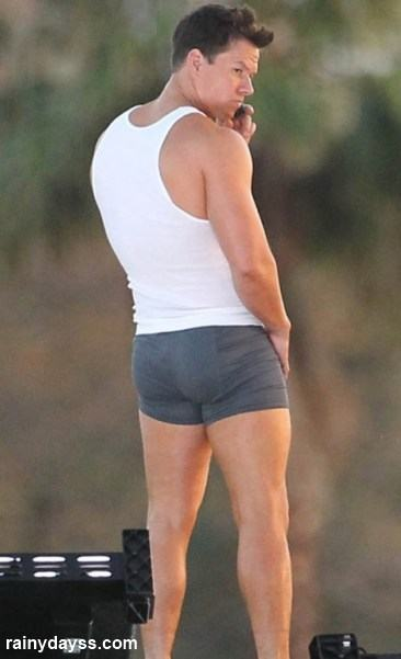 Mark Wahlberg de Cueca Pain and Gain