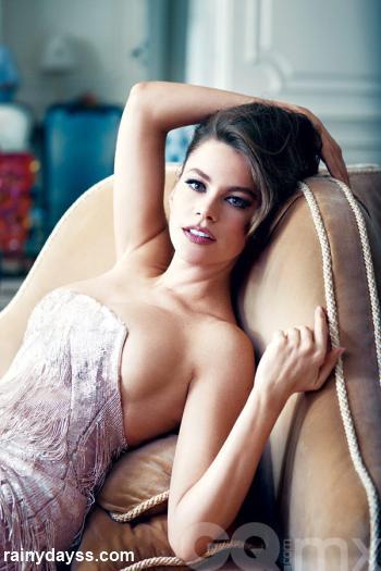 Sofia Vergara Sexy GQ Mexico 2
