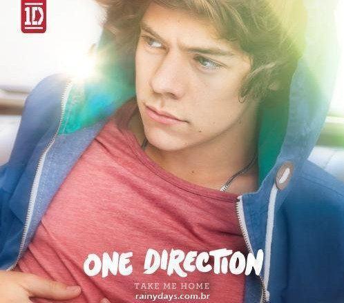 Capas Individuais de Take Me Home do One Direction 1