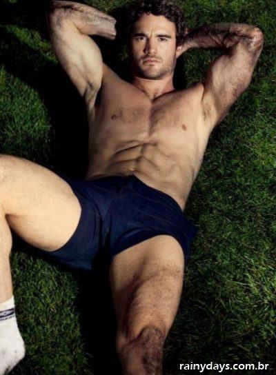 Thom Evans Jogador de Rugby Gostoso 2