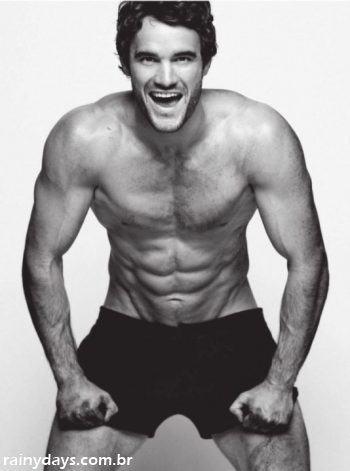 Thom Evans Jogador de Rugby Gostoso 3