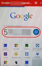 habilitando authy no Google 3