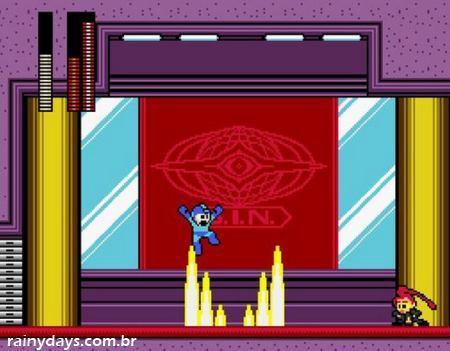 Baixe Grátis o Jogo Street Fighter X Mega Man