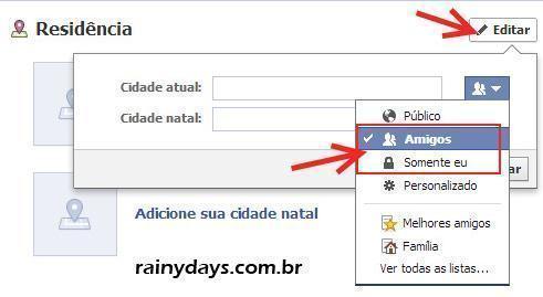 Como Configurar Privacidade para Busca Social do Facebook 2