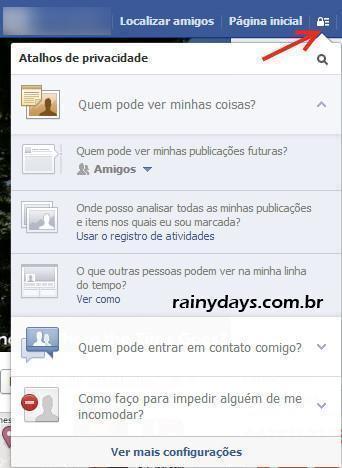 Como Configurar Privacidade para Busca Social do Facebook 3