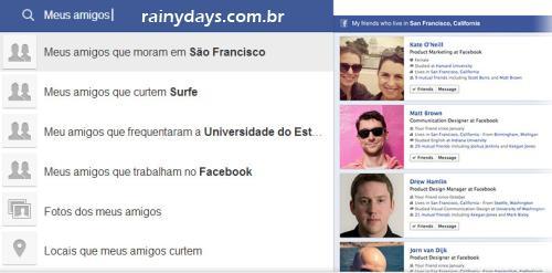 Como Configurar Privacidade para Busca Social do Facebook