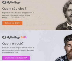 Como excluir conta do MyHeritage permanentemente