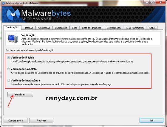 Malwarebytes para Remover Malware do Computador 2