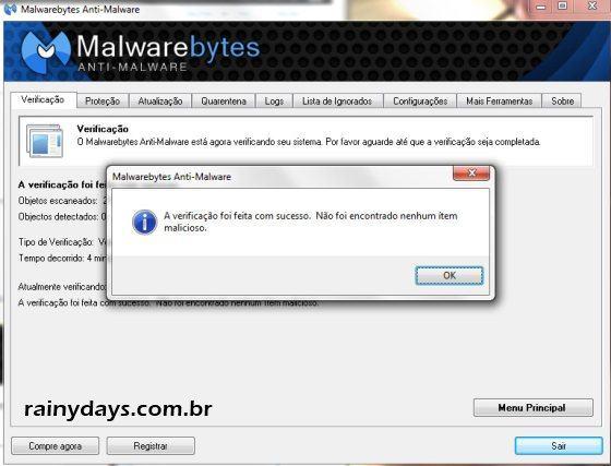 Malwarebytes para Remover Malware do Computador 4