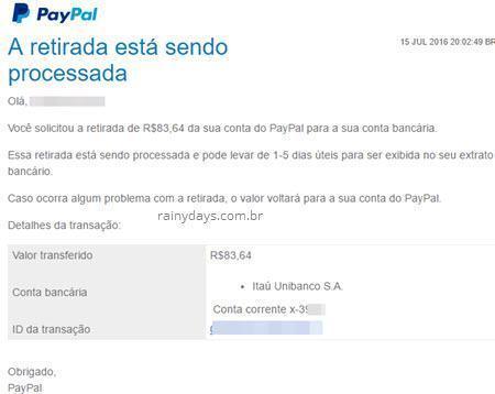 transferir dinheiro do PayPal para conta bancária 5