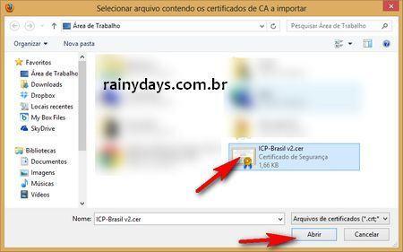 Como Acessar Conta da CAIXA no Windows 8 - 5