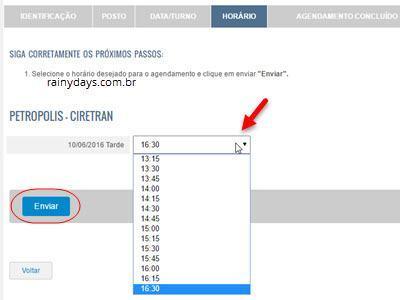 agendar licenciamento anual no Detran RJ 7