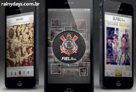 Aplicativo para Criar Fotos do Corinthians Fiel na Foto