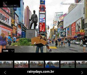 New York 360° Imagens Panorâmicas de Nova York