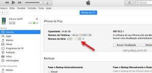 Como descobrir tempo de garantia do iPhone, iPad, iPod