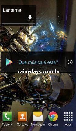 App do Google para Descobrir Nome de Música