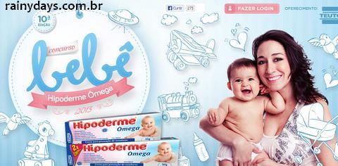 Promoção Bebê Hipoderme Ômega