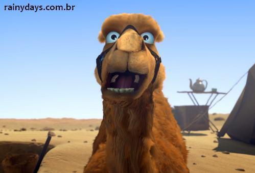 Curta de Animação As Pirâmides do Egito