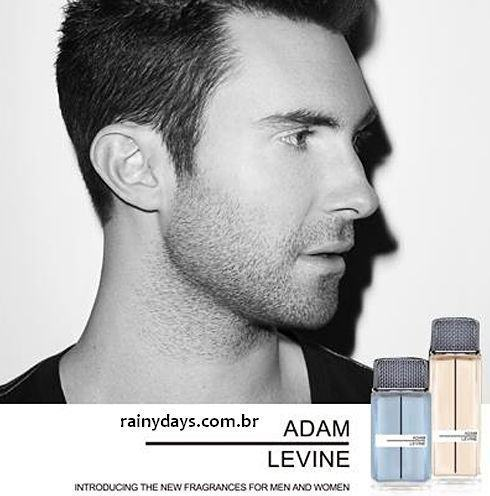 Fragrância Adam Levine do Vocalista do Maroon 5
