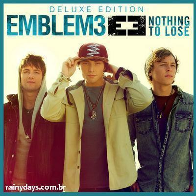 Escute Nothing to Lose do Emblem 3