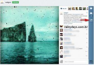 Embutir Vídeos do Instagram em Sites da Web