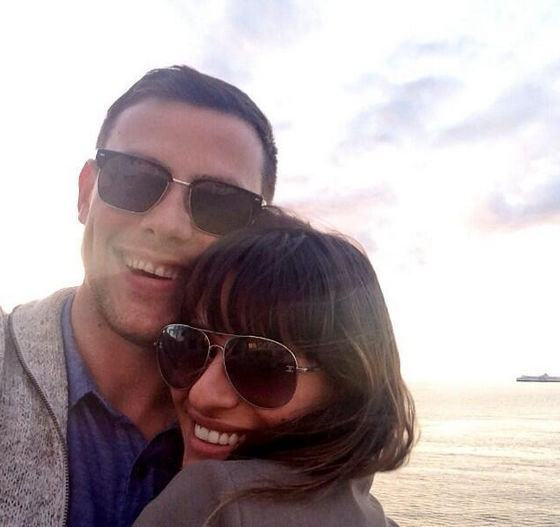 Lea Michele agradece fãs no Twitter