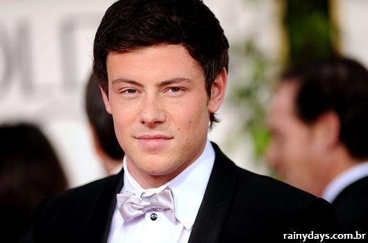 Morre Cory Monteith Ator do Seriado Glee