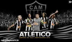 Atlético Mineiro Campeão da Libertadores 2013
