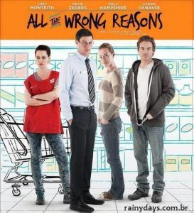 Trailer de All The Wrong Reasons com Cory Monteith