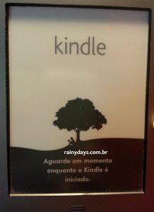 Resetar Kindle Touch para Configuração de Fábrica