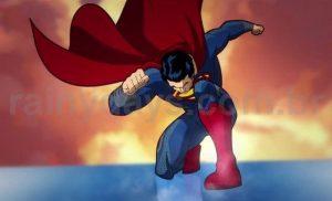 Curta de Animação Superman 75 Anos