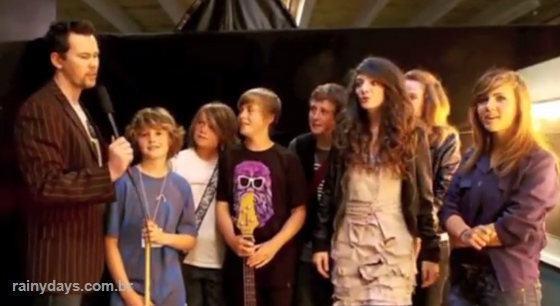 Cantora Lorde com 12 Anos