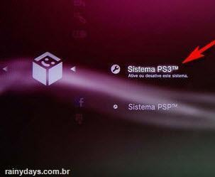 Desativar conta da PSN no PS3 (2)