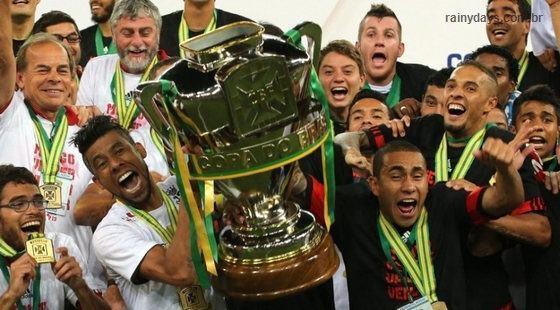Flamengo Campeão da Copa do Brasil 2013
