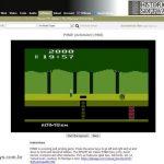 Jogos Clássicos do Atari no Navegador com Internet Archive