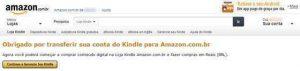 Trocar País do Kindle para Comprar Livros na Amazon BR
