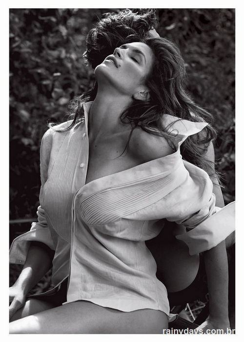 Cindy Crawford Super Sexy na V Magazine 1