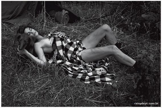 Cindy Crawford Super Sexy na V Magazine 2