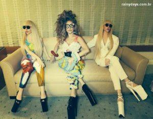 Gagadoll Boneca em Tamanho Real da Lady Gaga