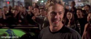 Tributo a Paul Walker em Vídeo do Canal Fast & Furious