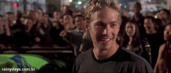 Tributo a Paul Walker em Vídeo do Canal Fast & Furious
